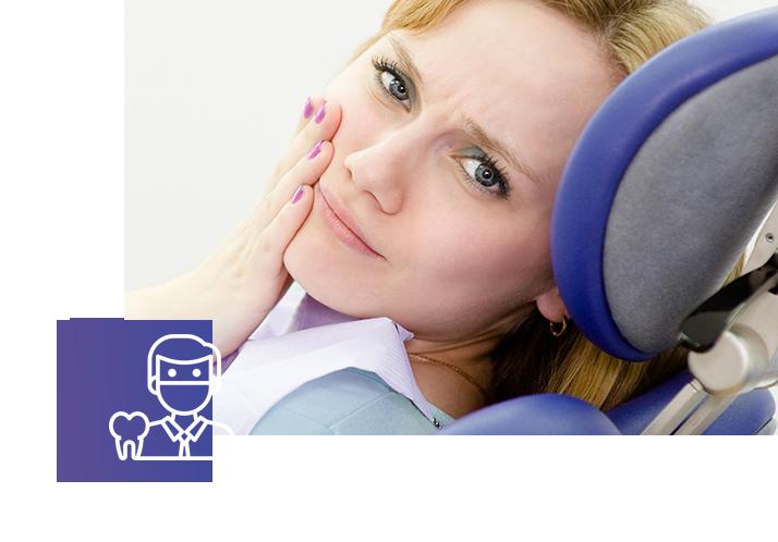 Emergency dentist in Brampton